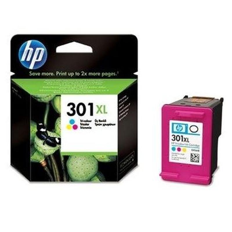 HP CH564EE cartucho Tricolor Deskjet HP301XL: Productos y Servicios de Stylepc