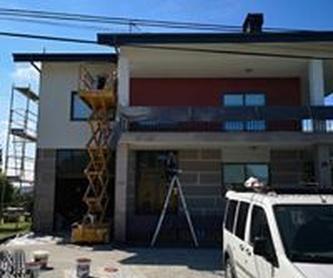 Reparación edificios y fachadas Ourense