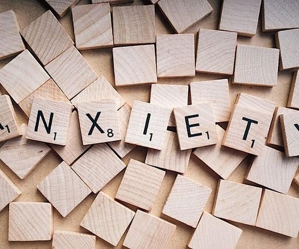 Los síntomas de la ansiedad
