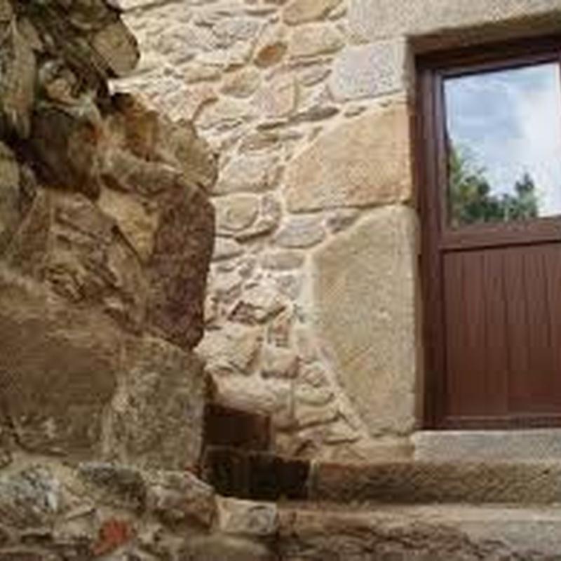 Ventanas aluminio madera: Productos  de Carpintería de Aluminio Zaragoza