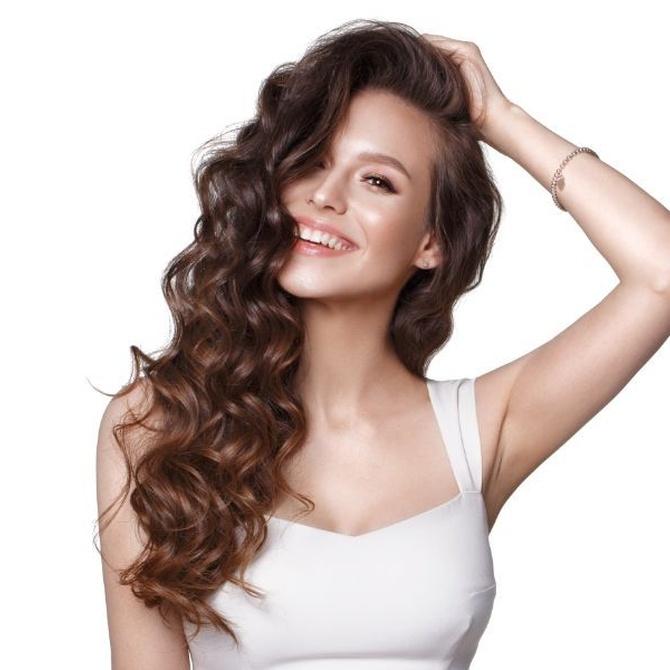 Beneficios de la keratina para cabellos rizados