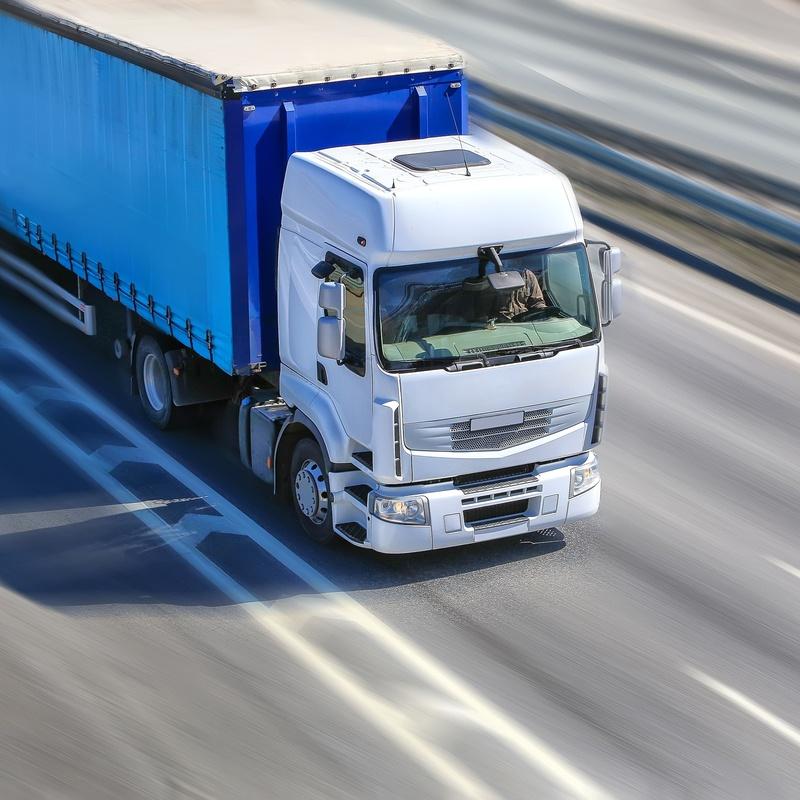 Transportes de mercancía por carretera