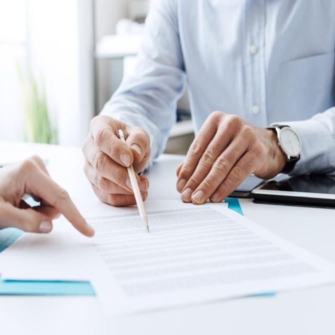 Las escrituras en la operación de compraventa de vivienda