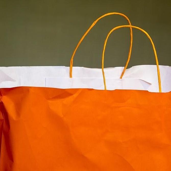 El papel de las bolsas en la imagen de marca