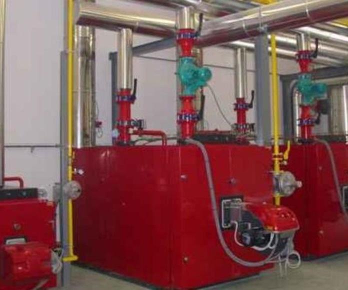 Instalaciones de calefaccion Asturias
