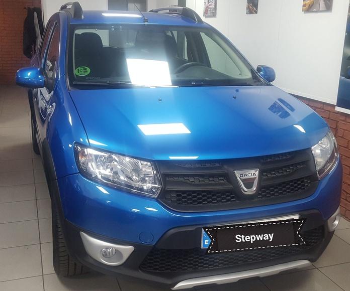 Dacia Sandero Stepway tce: Catálogo de Automòbils Rambla
