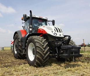 El uso del tractor en cifras en nuestro país