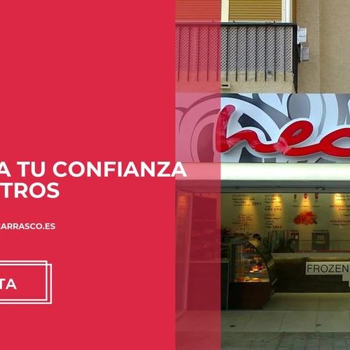 Rotulación y señalizaciónen Málaga | Rótulos Jesús Carrasco