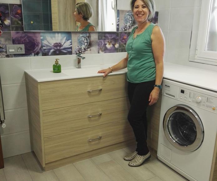 Algunos de nuestros trabajos: Cocinas y baños de F. Alba, cocinas y baños