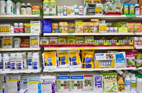 Venta de fitosanitarios