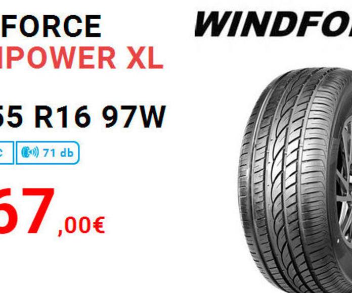 Neumáticos 215-55-R16: Neumáticos   de Neumáticos  Baratos Valencia