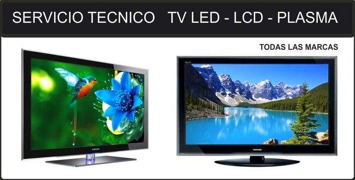 Servicio técnico de reparación de Televisores en Madrid
