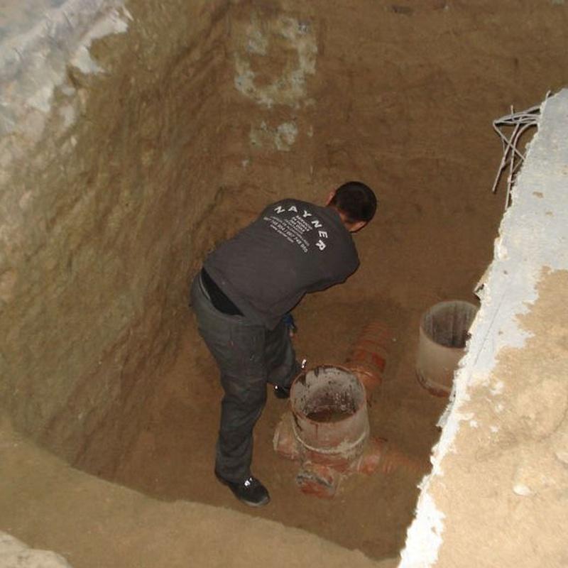 Reparación de pocería: Servicios  de Zayner