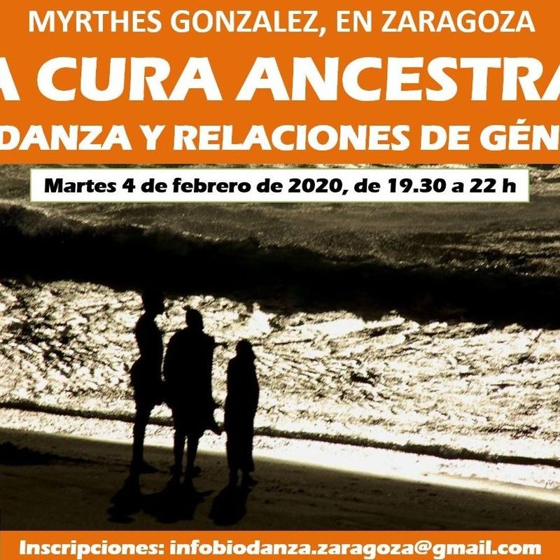 La cura ancestral. Biodanza y relaciones de género, con Myrthes Gonzalez