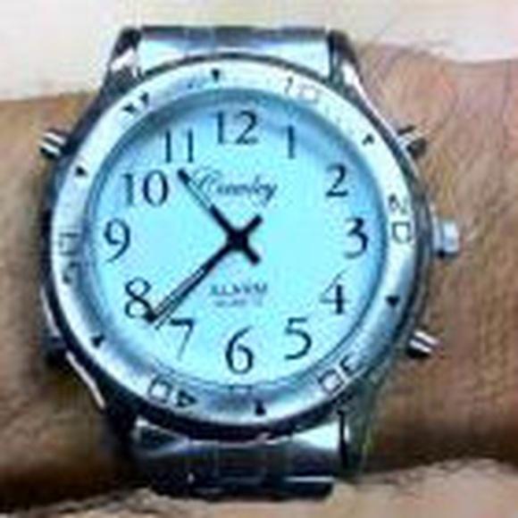 Reloj de pulsera parlante Gijón