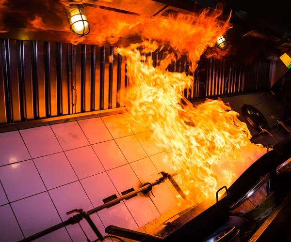 Protecció contra incendis