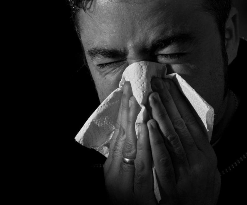 Los estornudos de primera hora de la mañana