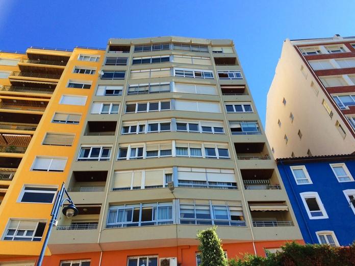 Reparación de fachadas en Santander