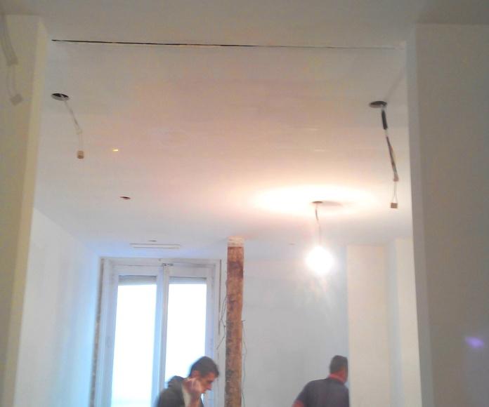 Obra: Vivienda calle Alcalá (Madrid): Obras, Servicios y Tarifas de Clima Renova
