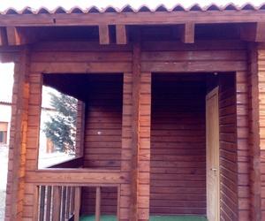 Cabañas y bungalows en Segovia