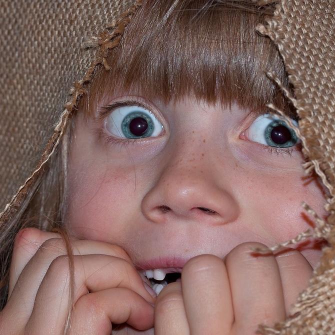 Cómo afrontar los miedos infantiles