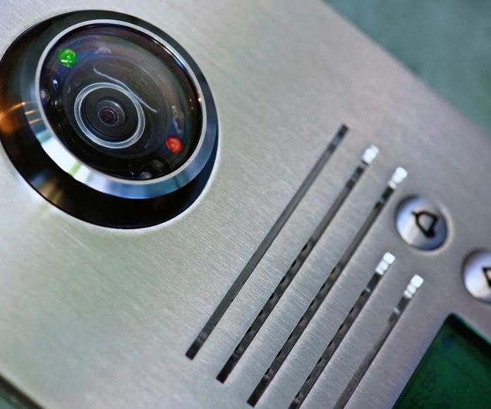 Porteros y videoporteros: Productos de Antenas Garrido