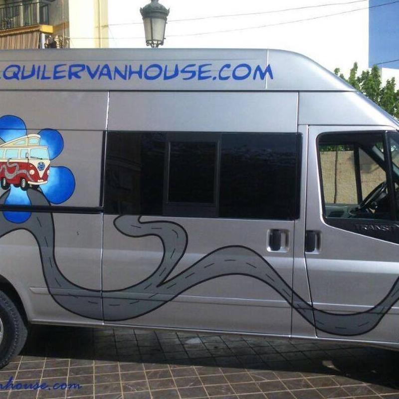 Furgocampers: Productos y servicios de CamperValencia