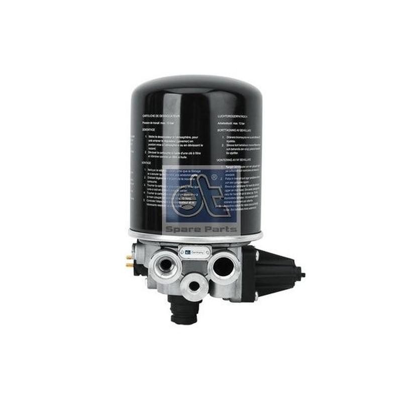 Suspensión, dirección, válvulas: Nuestros productos de MCP