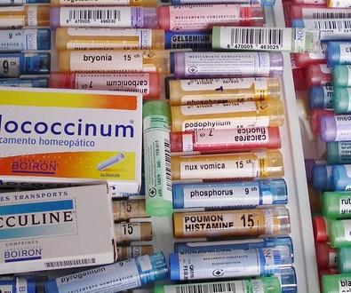 Carta-Documento sobre la Homeopatía