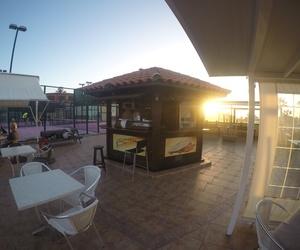 Kiosco al aire libre en Costa Adeje