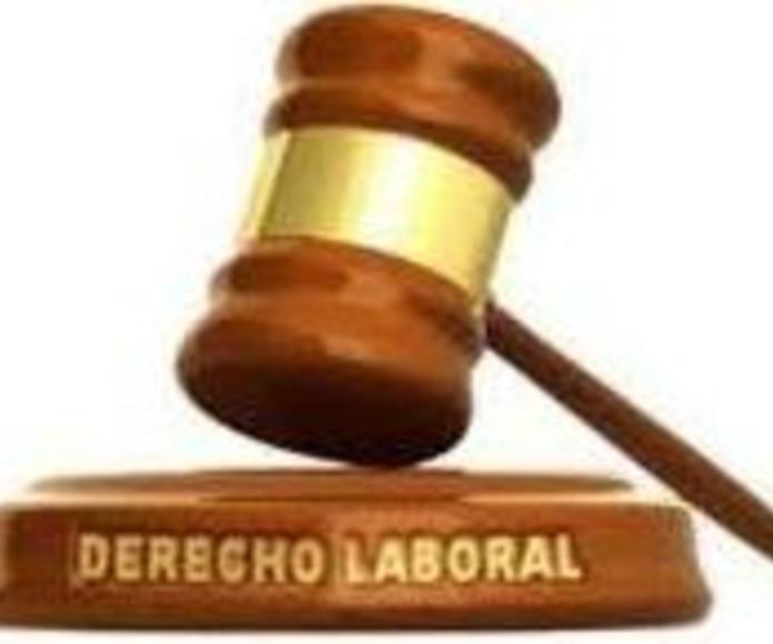 Derecho laboral : Servicios de BYS Consulting