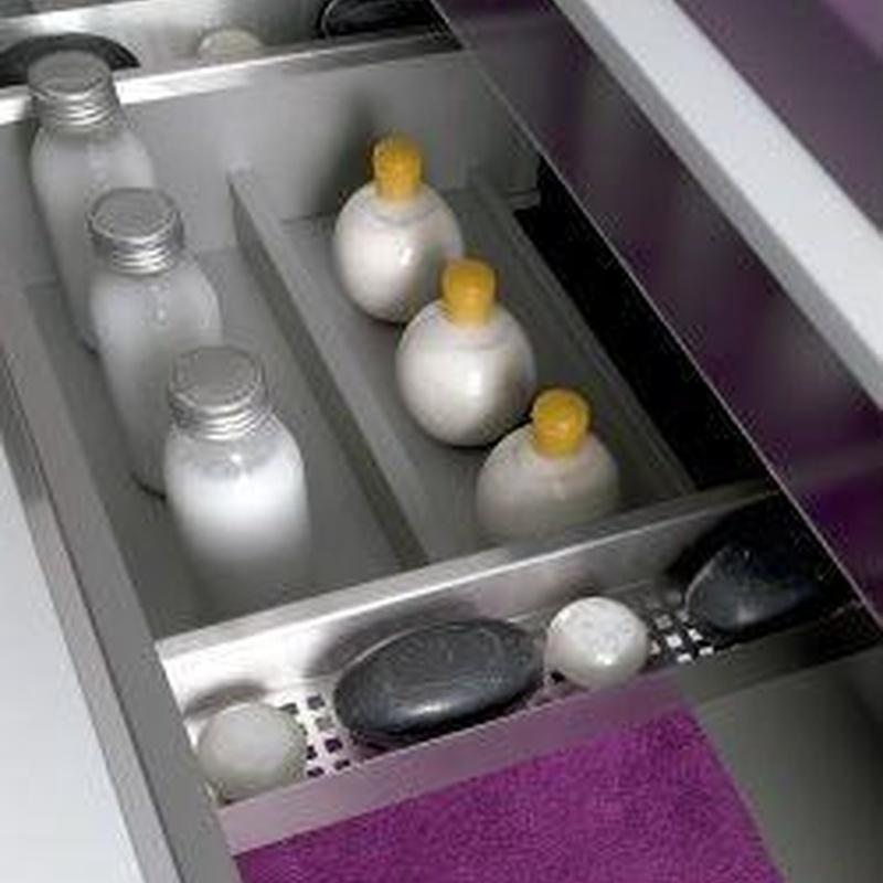 Mueble de baño Fiora Fussion Collection gran capacidad