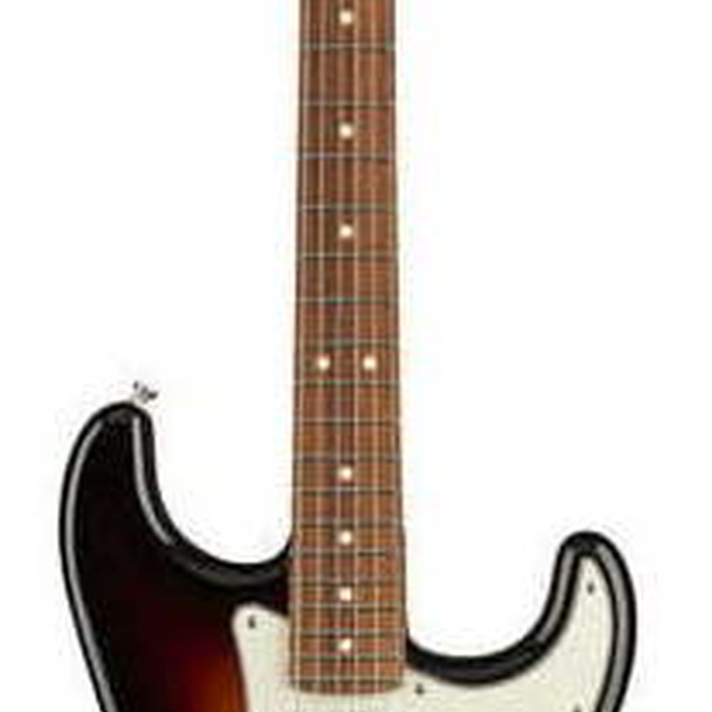 Fender Player Series Strat PF 3TS nueva strat mejico