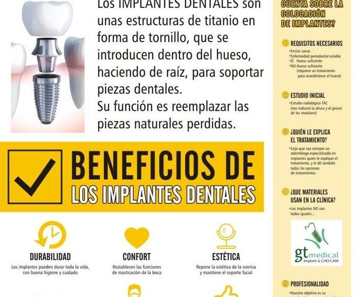 Promoción: Tratamientos dentales de Centro Especialidades Odontologicas
