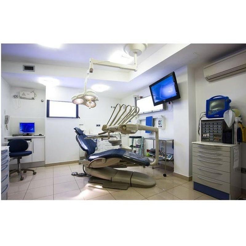 Instalaciones: Servicios de Clínica Villaverde