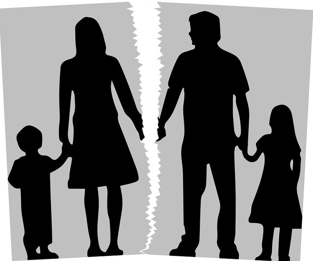 Efectos del divorcio sobre los hijos