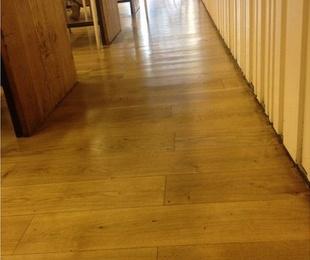 Cómo mantener un suelo perfecto de madera