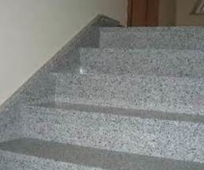 Escaleras: Servicios de Mármoles Abel Guirao