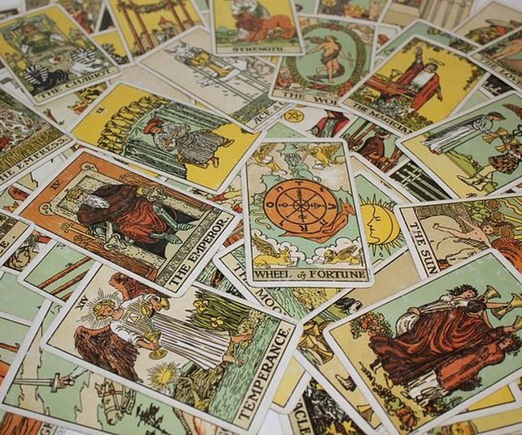 Los orígenes del tarot