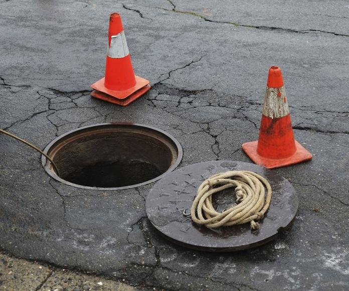 Limpieza de fosas sépticas: Servicios de Reparaciones y Fontanería del Hogar Ordóñez