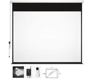 alquiler pantallas de proyecciòn/proyector