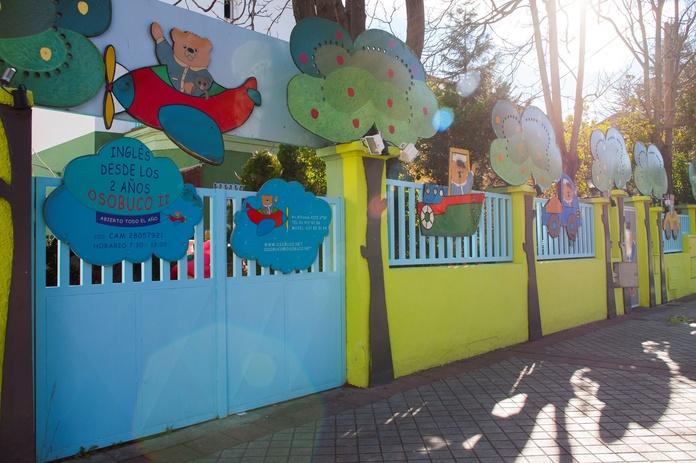 Escuela bilingüe Madrid
