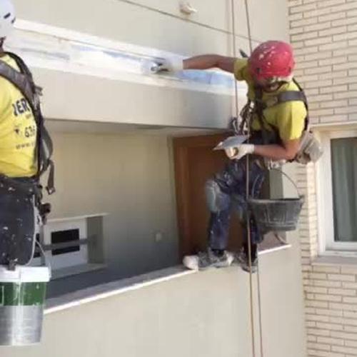Restauración de fachadas en Murcia | Vertimur