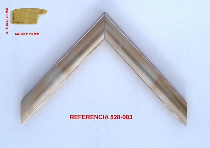 REF 528-003: Muestrario de Moldusevilla