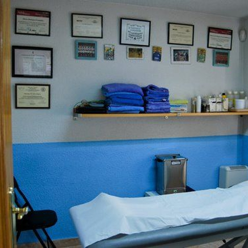Crioterapia: Tratamientos de Fisioterapia y Masajes Fimat