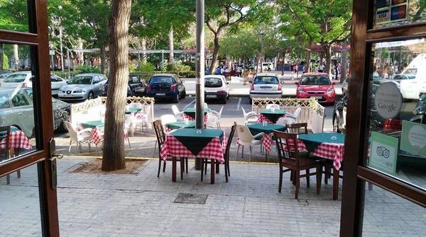 Restaurante I'taliano en Aldaia