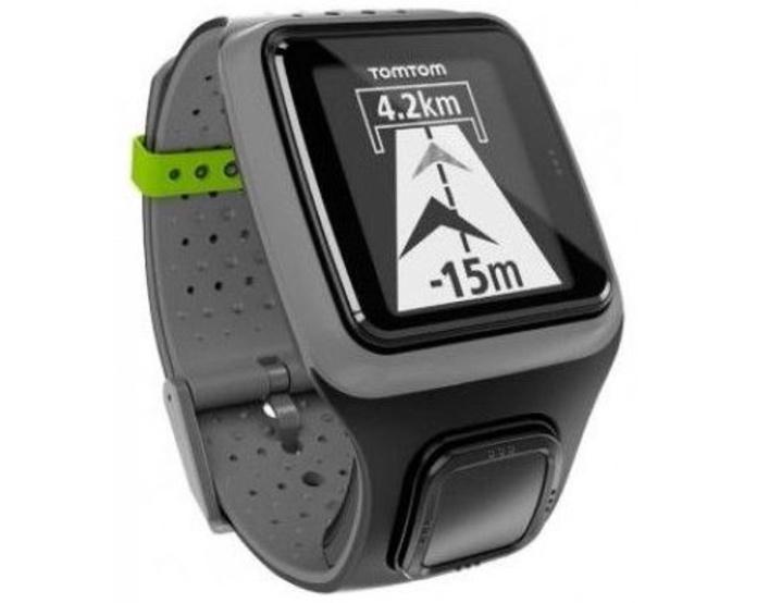GPS RELOJ TOMTOM RUNNER GRIS: Productos y Servicios de Stylepc