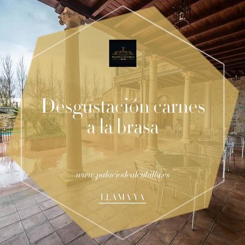 Restaurante carta Alcubilla de Avellaneda | Palacio de Alcubilla
