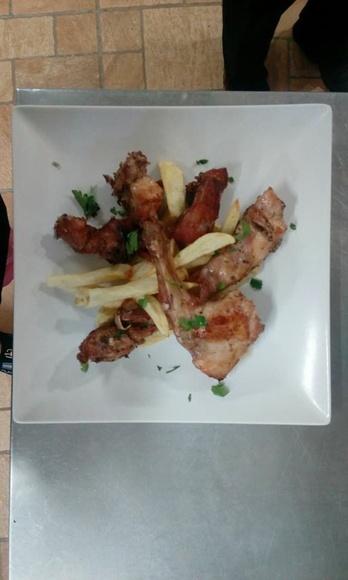Carnes: Cocina canaria de Galeria Restaurante
