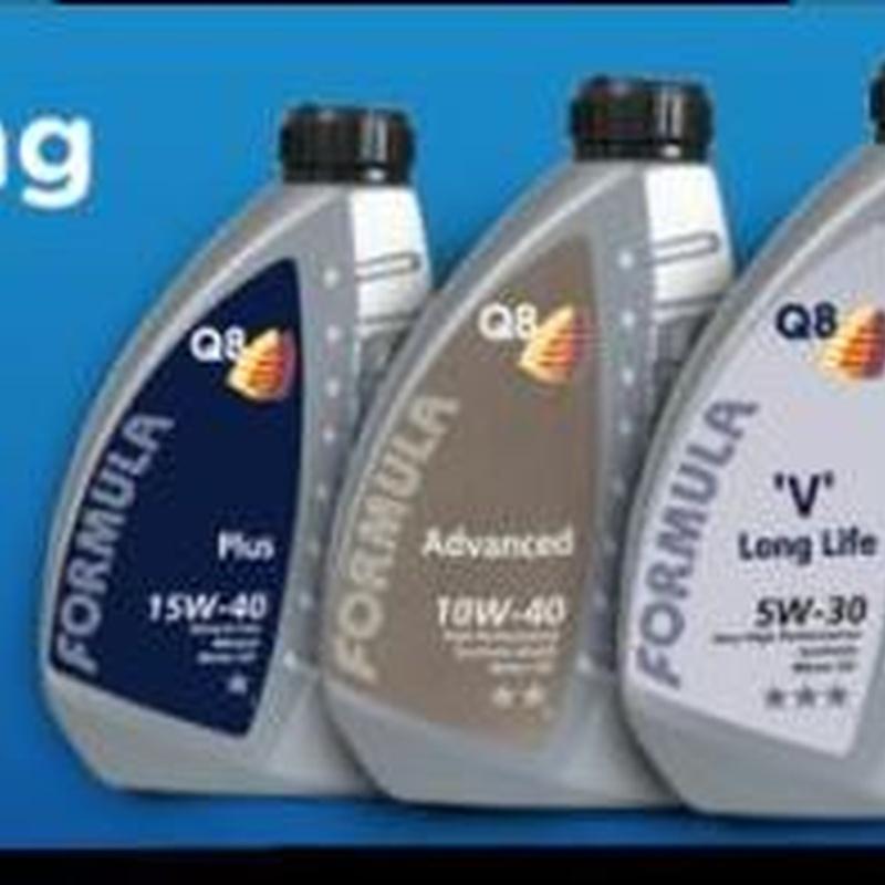 Vehículos ligeros : Nuestros Productos de Mallorca Oil